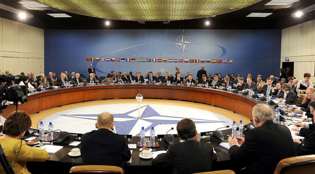 USE NATO TO FIGHT ISIS IN EUROPE