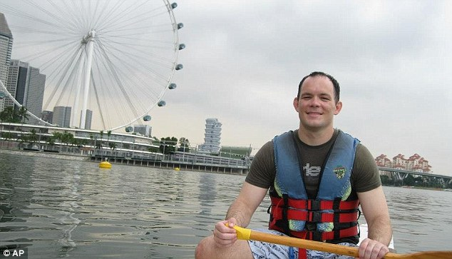 Dr. Shane Todd in Singapore