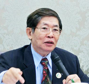 Professor Parris Chang