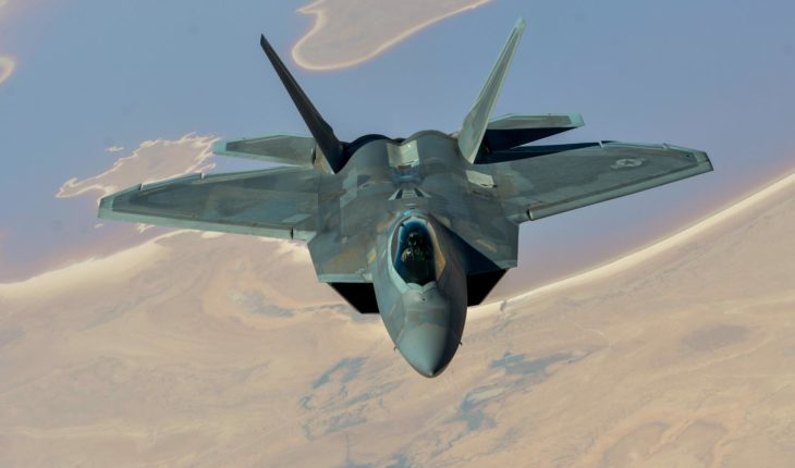 F-22 Stealth Air Superiority Fighter