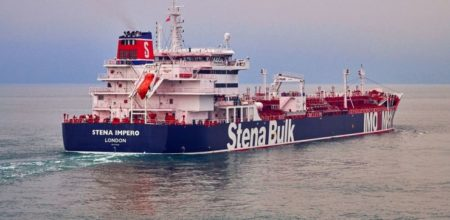 Stena Bulk remains captured by the IRGC Navy